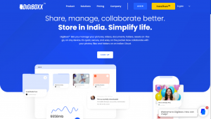 DigiBoxx: Niti Aayog Launched the most affordable Cloud Storage