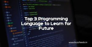 Top 3 Programming Language to Learn for Future