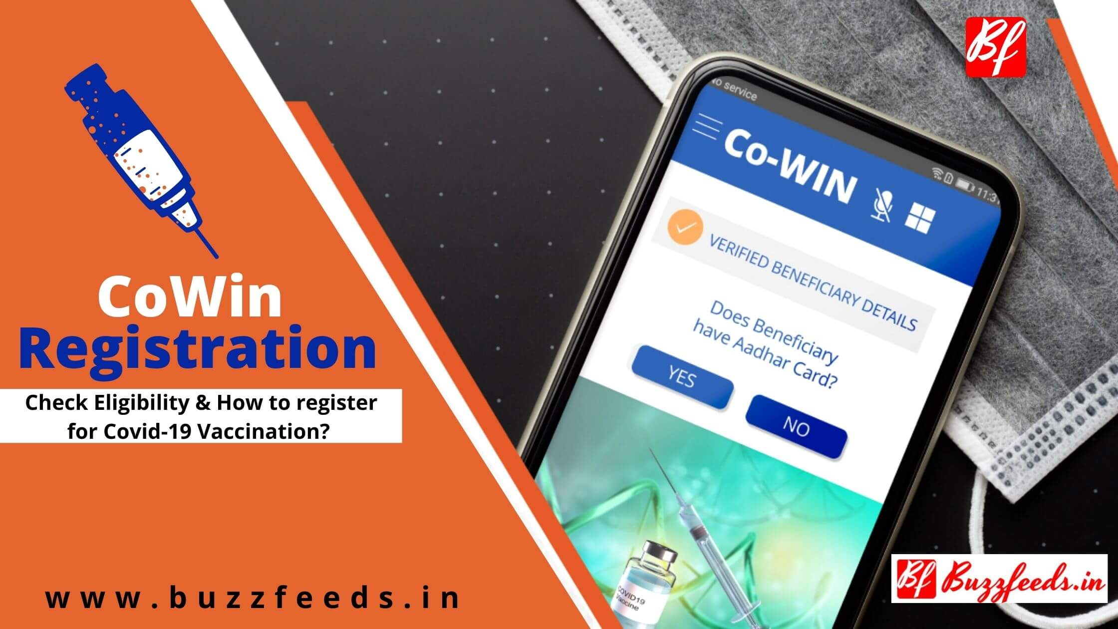 You are currently viewing CoWin Registration Eligibility & How to register for Covid-19 Vaccination?