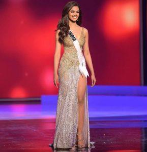 Miss Universe Adline Castelino