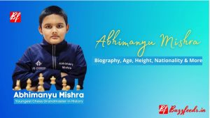 Read more about the article Abhimanyu Mishra Biography, Age, Height, Nationality & More