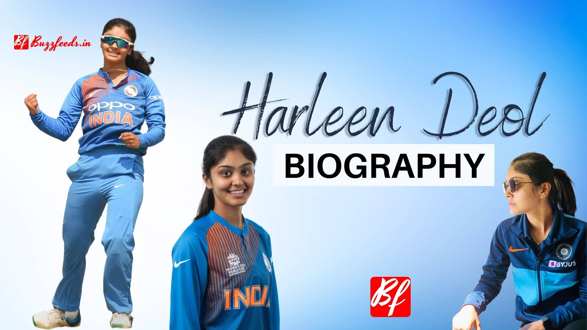 You are currently viewing Harleen Deol Biography, Stats, Age, Height and More Details